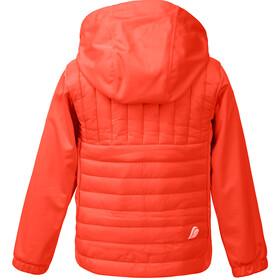 DIDRIKSONS Briska Jacket Kids, poppy red